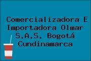 Comercializadora E Importadora Olmar S.A.S. Bogotá Cundinamarca