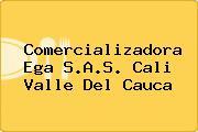 Comercializadora Ega S.A.S. Cali Valle Del Cauca