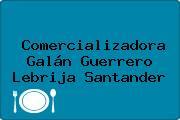 Comercializadora Galán Guerrero Lebrija Santander