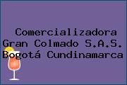 Comercializadora Gran Colmado S.A.S. Bogotá Cundinamarca