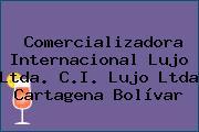 Comercializadora Internacional Lujo Ltda. C.I. Lujo Ltda Cartagena Bolívar