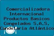 Comercializadora Internacional Productos Basicos Congelados S.A.S. Candelaria Atlántico