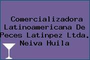 Comercializadora Latinoamericana De Peces Latinpez Ltda. Neiva Huila