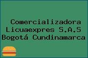 Comercializadora Licuaexpres S.A.S Bogotá Cundinamarca