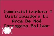 Comercializadora Y Distribuidora El Arca De Noé Cartagena Bolívar