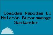 Comidas Rapidas El Malecón Bucaramanga Santander