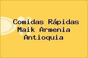 Comidas Rápidas Maik Armenia Antioquia