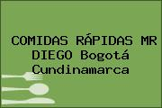 COMIDAS RÁPIDAS MR DIEGO Bogotá Cundinamarca