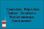 Comidas Rápidas Sabor Ocañero Bucaramanga Santander