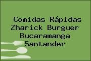 Comidas Rápidas Zharick Burguer Bucaramanga Santander