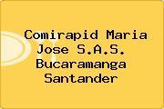 Comirapid Maria Jose S.A.S. Bucaramanga Santander
