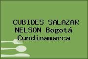 CUBIDES SALAZAR NELSON Bogotá Cundinamarca