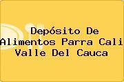 Depósito De Alimentos Parra Cali Valle Del Cauca