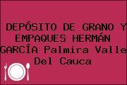 DEPÓSITO DE GRANO Y EMPAQUES HERMÁN GARCÍA Palmira Valle Del Cauca