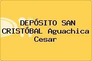 DEPÓSITO SAN CRISTÓBAL Aguachica Cesar