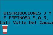 DISTRIBUCIONES J Y E ESPINOSA S.A.S. Cali Valle Del Cauca