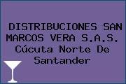 DISTRIBUCIONES SAN MARCOS VERA S.A.S. Cúcuta Norte De Santander