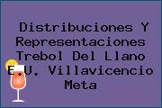 Distribuciones Y Representaciones Trebol Del Llano E.U. Villavicencio Meta