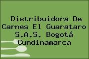 Distribuidora De Carnes El Guarataro S.A.S. Bogotá Cundinamarca