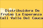 Distribuidora De Frutas La Esperanza Cali Valle Del Cauca