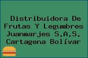 Distribuidora De Frutas Y Legumbres Juanmarjes S.A.S. Cartagena Bolívar
