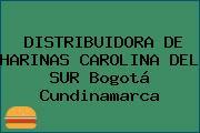 DISTRIBUIDORA DE HARINAS CAROLINA DEL SUR Bogotá Cundinamarca