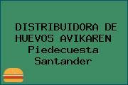 DISTRIBUIDORA DE HUEVOS AVIKAREN Piedecuesta Santander