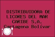 DISTRIBUIDORA DE LICORES DEL MAR CARIBE S.A. Cartagena Bolívar