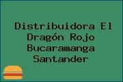 Distribuidora El Dragón Rojo Bucaramanga Santander