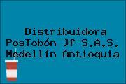 Distribuidora PosTobón Jf S.A.S. Medellín Antioquia