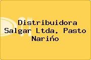 Distribuidora Salgar Ltda. Pasto Nariño