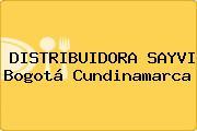 DISTRIBUIDORA SAYVI Bogotá Cundinamarca