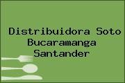 Distribuidora Soto Bucaramanga Santander