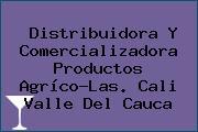 Distribuidora Y Comercializadora Productos Agríco-Las. Cali Valle Del Cauca