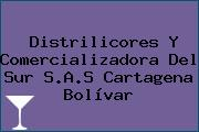 Distrilicores Y Comercializadora Del Sur S.A.S Cartagena Bolívar
