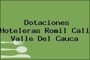 Dotaciones Hoteleras Romil Cali Valle Del Cauca