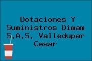 Dotaciones Y Suministros Dimam S.A.S. Valledupar Cesar