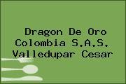 Dragon De Oro Colombia S.A.S. Valledupar Cesar