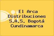 El Arca Distribuciones S.A.S. Bogotá Cundinamarca