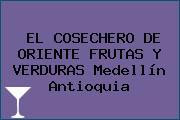 EL COSECHERO DE ORIENTE FRUTAS Y VERDURAS Medellín Antioquia