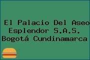 El Palacio Del Aseo Esplendor S.A.S. Bogotá Cundinamarca