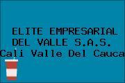 ELITE EMPRESARIAL DEL VALLE S.A.S. Cali Valle Del Cauca