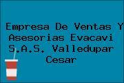 Empresa De Ventas Y Asesorias Evacavi S.A.S. Valledupar Cesar