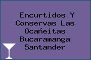 Encurtidos Y Conservas Las Ocañeitas Bucaramanga Santander