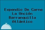 Expendio De Carne La Unción Barranquilla Atlántico