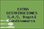 EXTRA DISTRIBUCIONES S.A.S. Bogotá Cundinamarca