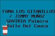 FAMA LOS GITANILLOS / JIMMY MUÑOZ GAVIRIA Palmira Valle Del Cauca