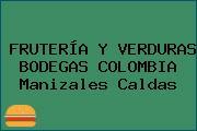 FRUTERÍA Y VERDURAS BODEGAS COLOMBIA Manizales Caldas