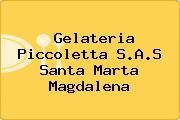 Gelateria Piccoletta S.A.S Santa Marta Magdalena