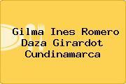 Gilma Ines Romero Daza Girardot Cundinamarca